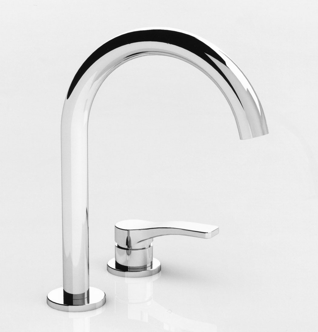 art b104wf lissoni basin mixer