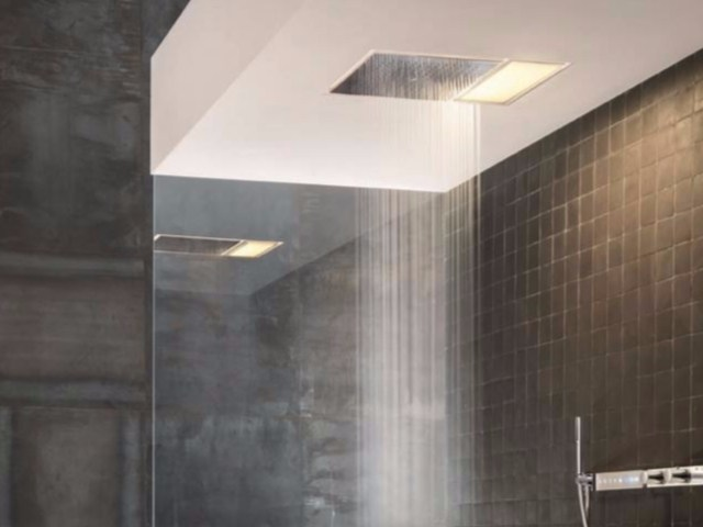 art l041b + l041a acquadolce shower head
