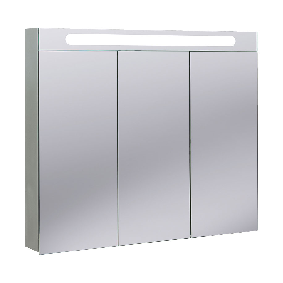 Electric Mirrored Cabinet 950mm