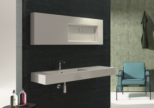 Piano Lavabo Ceramica Globo.Incantho In116s Wall Hung Basin Lavo Bathrooms And Bathroom