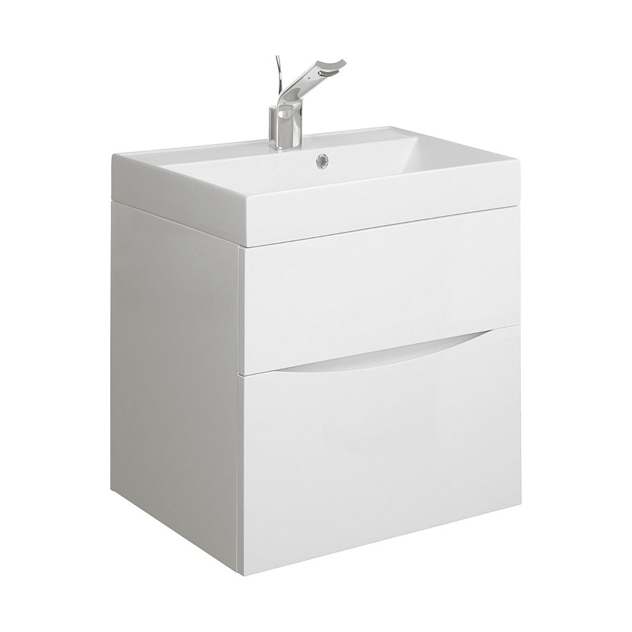 Glide II 500mm vanity unit