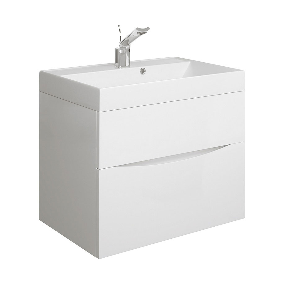Glide II 700mm vanity unit