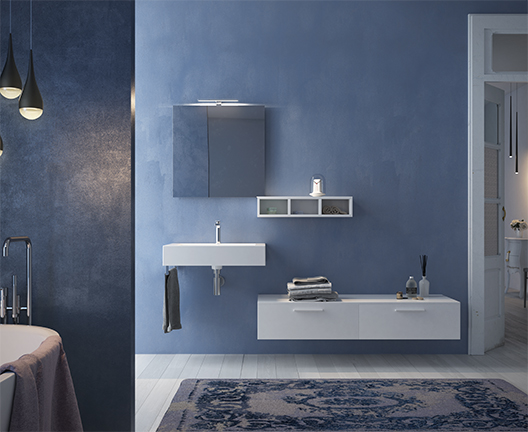 Incantho IN071 wall hung basin