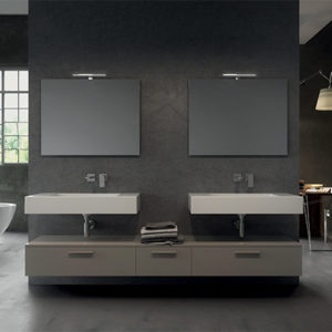 Incantho IN091 wall hung basin