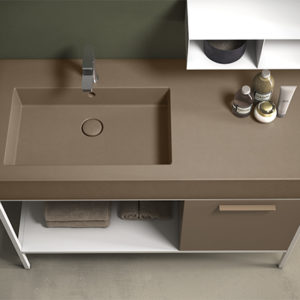 Incantho IN116S wall hung basin