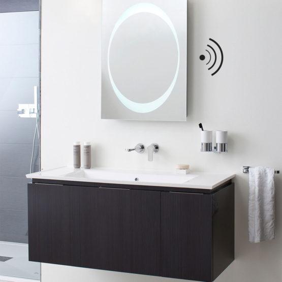 Fantastic Bathroom Mirror Cabinet Parow  Image 1