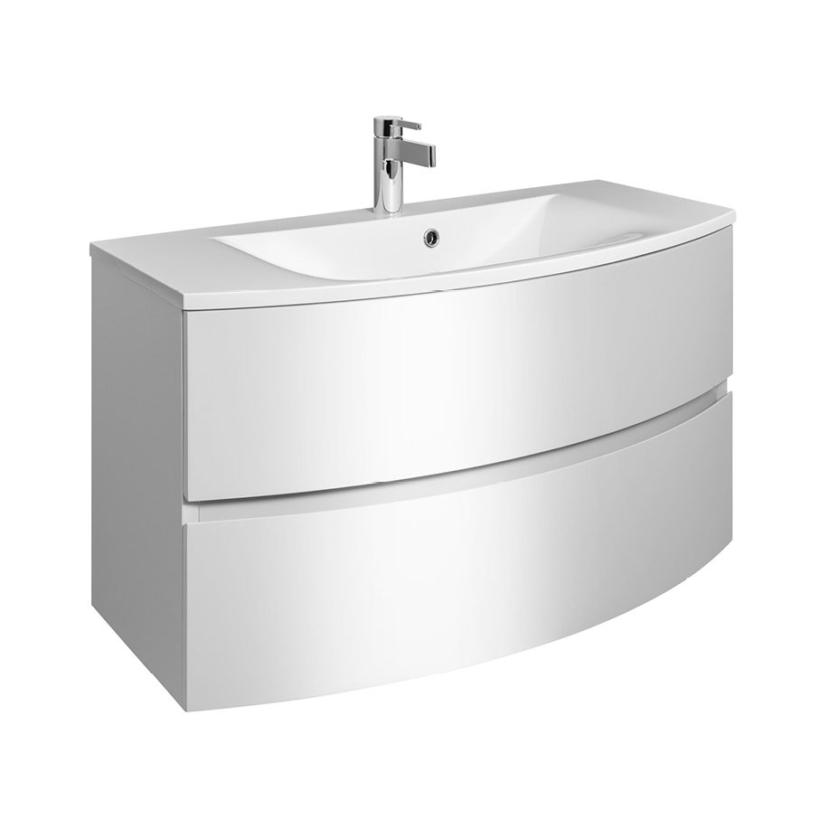 Svelte 1000mm Vanity Unit