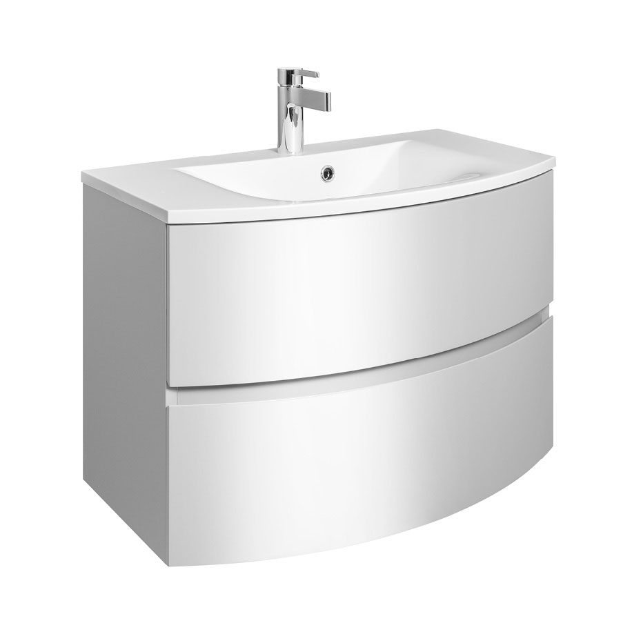 Svelte 800mm Vanity Unit