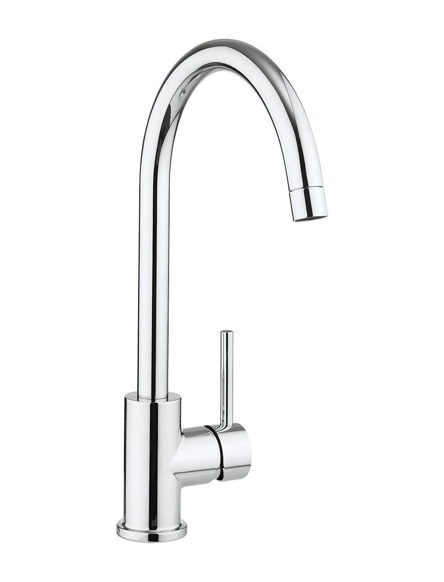 TP714DC tropic side lever kitchen mixer