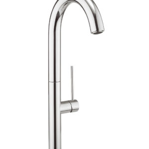 TU714DC tube round kitchen mixer
