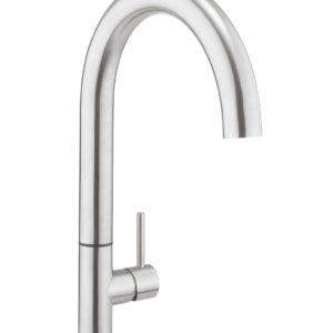 TU714DS tube kitchen mixer