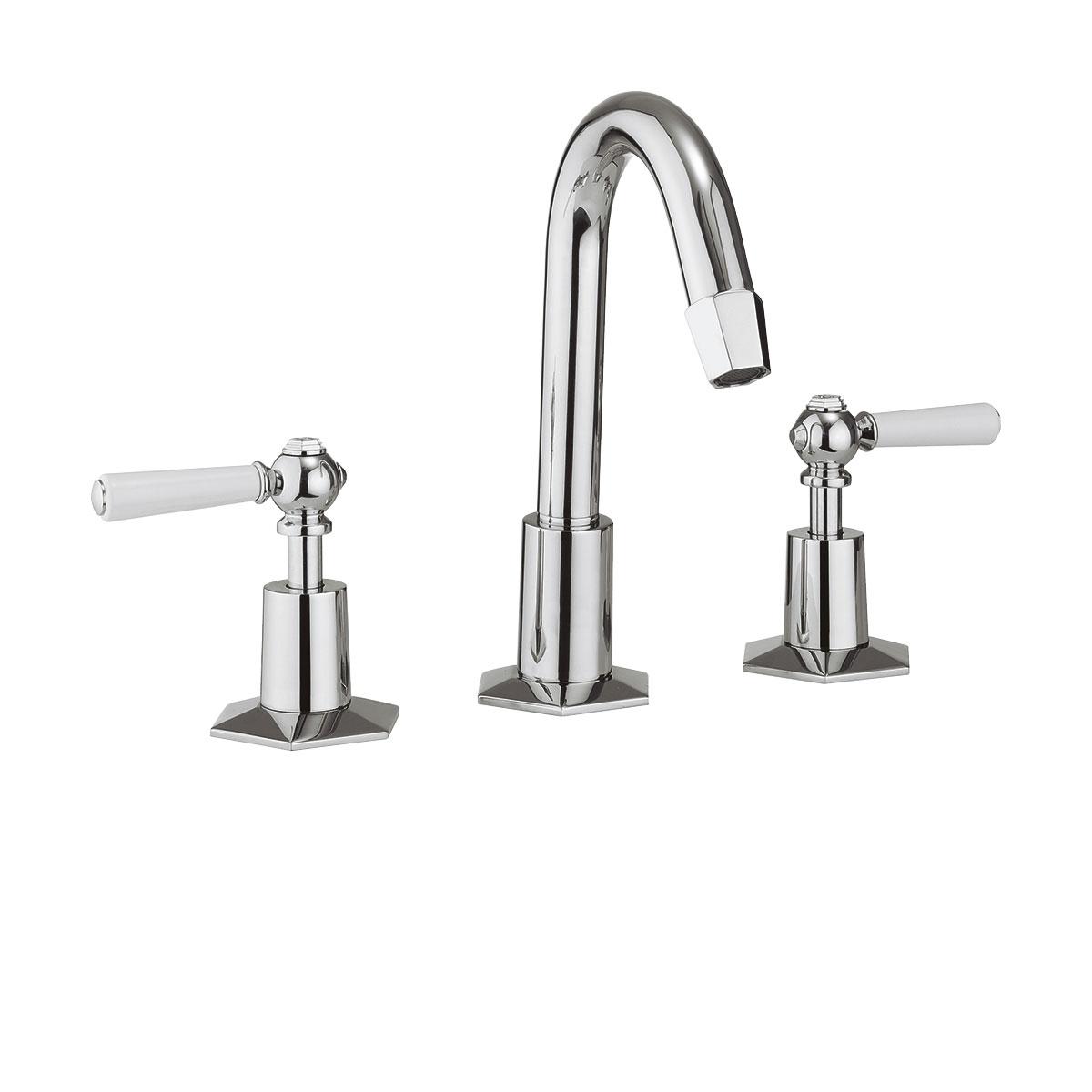 WF135DPC_LV waldorf lever basin mixer