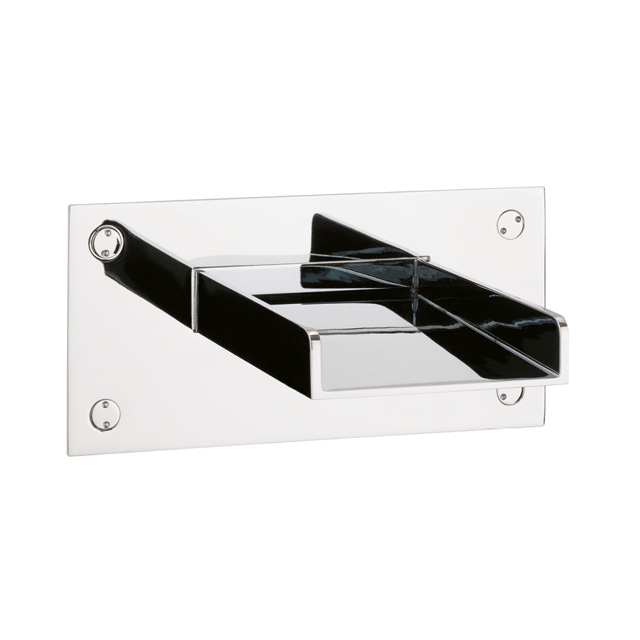 WS0370WC water square bath spout