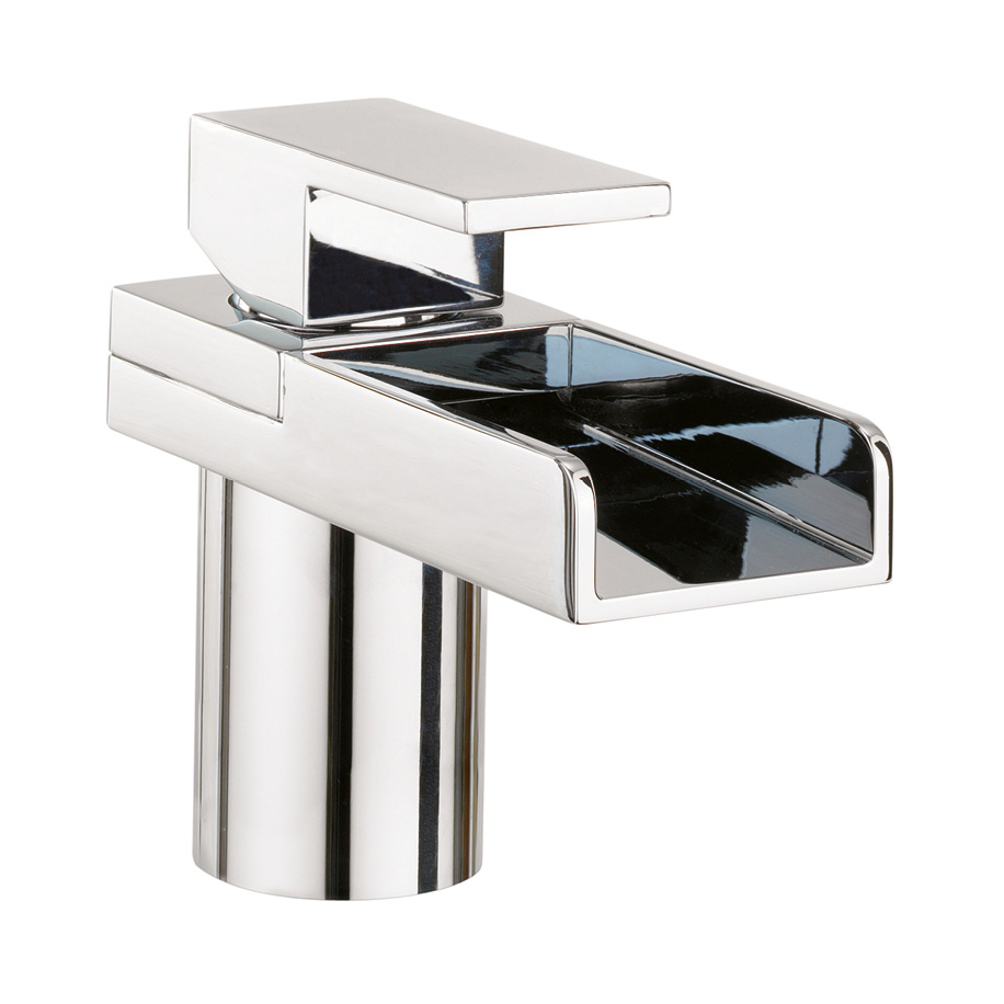 WS110DNC water square basin mixer