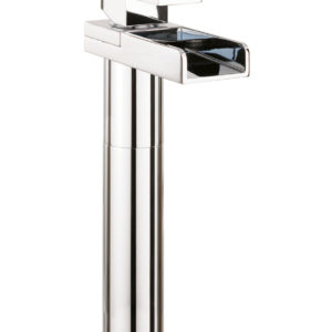 WS112DNC water square tall basin mixer