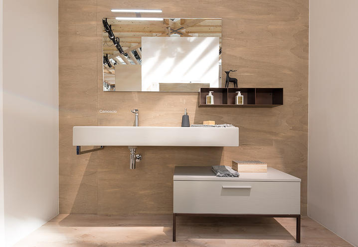Incantho IN136S wall hung basin - Lavo Bathrooms and Bathroom ...
