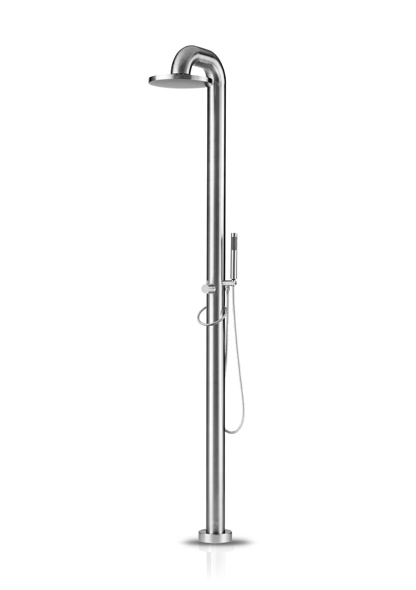 flatline 02 freestanding shower