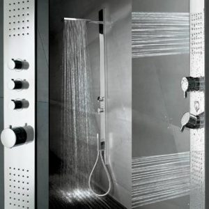 art 6801 + 6891 acquatonica shower