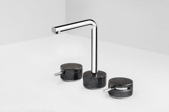 MM392 MARMO L BASIN MIXER