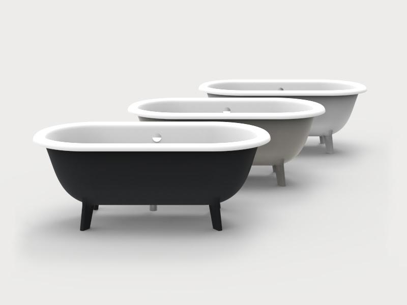 Ottocento Freestanding Bath Lavo Bathrooms And Bathroom Accessories In Cape