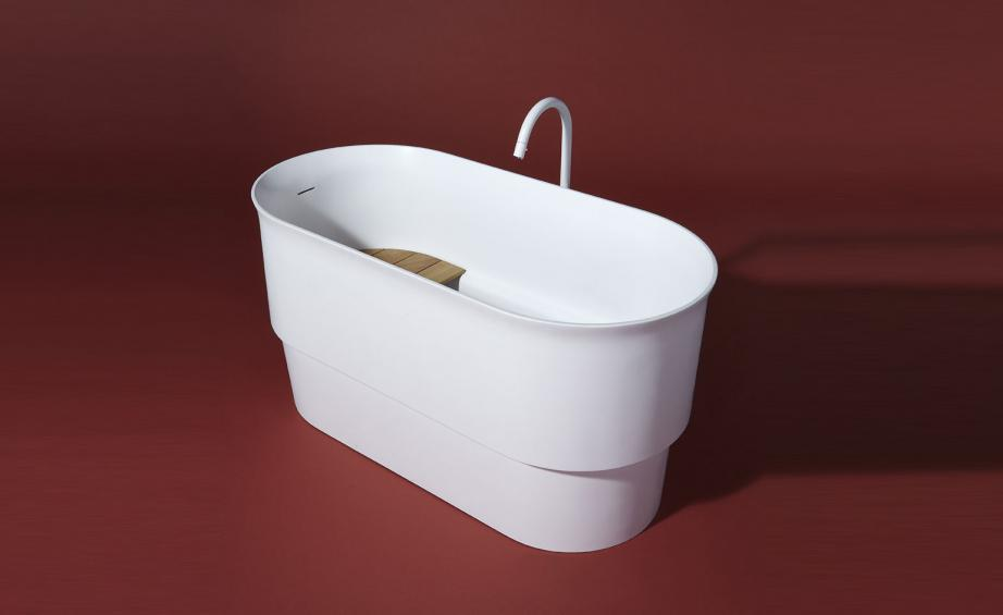 Immersion Bathtub