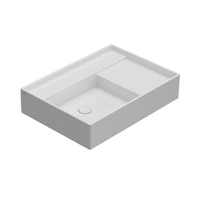 DI071 wall hung basin