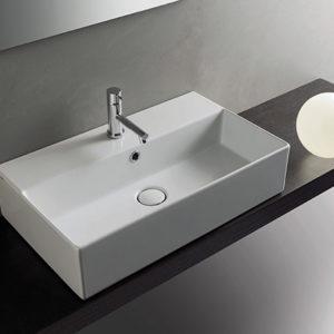 IN061 T-edge wall hung basin