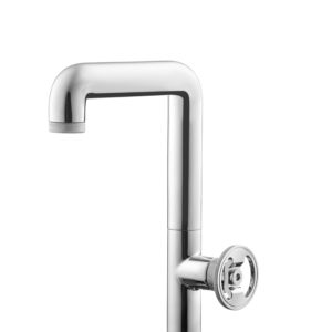 KB1202 Bold Round Tall Basin Mixer