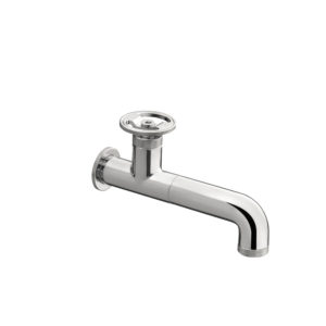 KB1209 Bold Round Wall Mount Basin Mixer