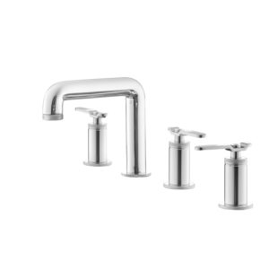 KB2396 Bold Lever Deck Mount Bath Set