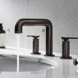KB2392 Bold 3-hole basin tap