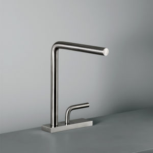 408AS Inox Sink Mixer