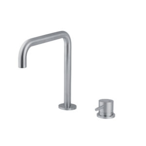 409AS Inox Sink Mixer