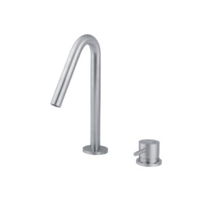 410AS Inox Sink Mixer