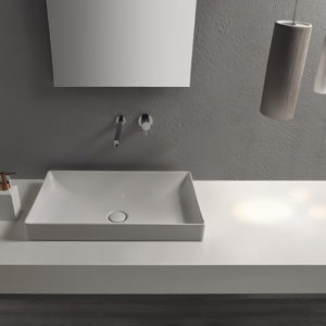 B6R61 T-Edge Recessed Basin