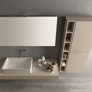 B6R63 T-Edge counter basin