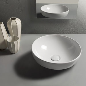 B6T38 T-Edge Counter or Recessed Basin