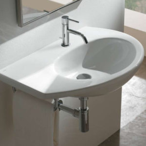 BO022 Grace Wall Hung Basin