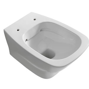 DAS03 Daily Rimless Wall Hung WC