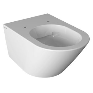 FOS05 Forty3 Rimless Wall Hung WC