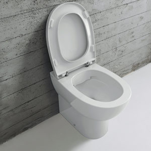 MD003 4All Rimless Floor Mount WC