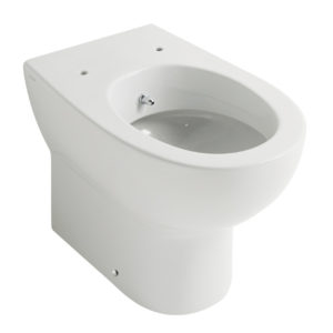 MDB01 4All Floor Mount WC-Bidet