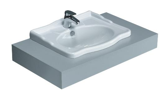 Royal Recessed Basin