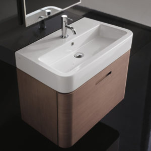 Space Stone Wall Hung Basin