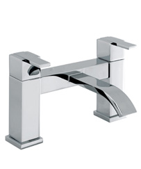 Zeya Deck Mount Bath Filler