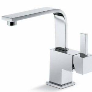 Forma Basin Mixer with Waste
