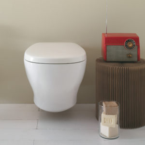 Affetto WC with Seat