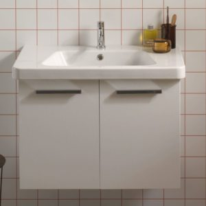 Daily Wall Hung Basin with Cabinet