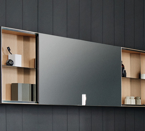 Bathroom Mirror Za 027 mirror cabinet - lavo bathrooms and bathroom accessories in