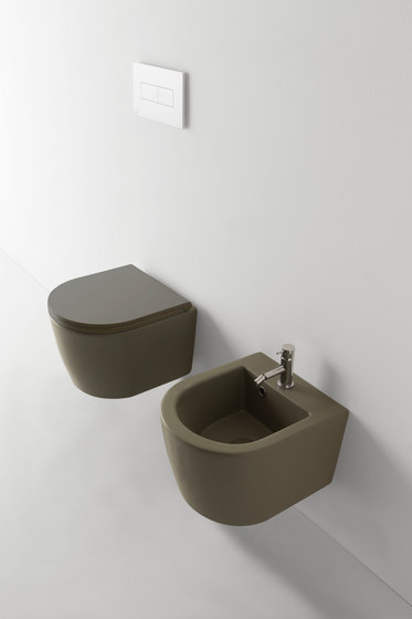 globo bagno forty3 wall hung toilet lavo bathrooms and bathroom accessories